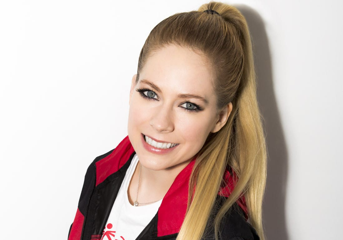 Avril Lavigne Reveals New Lyrics & Possible Song Titles ... Alicia Keys Instagram